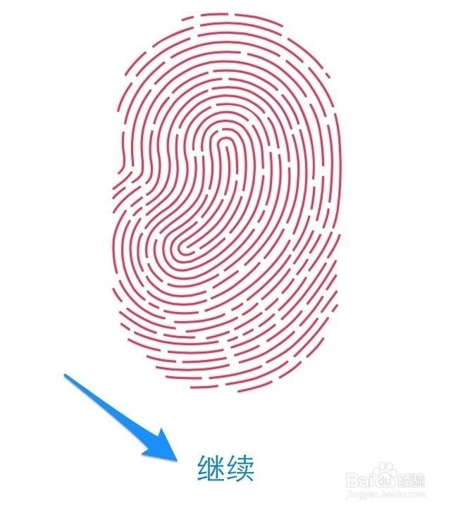 苹果5肿么下载指纹解锁吗