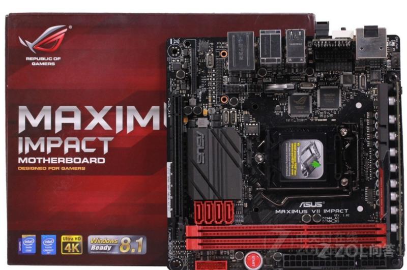 华硕MAXIMUS VII IMPACT是否支持M.2NVME协议,如不支持升级主板BIOS是...