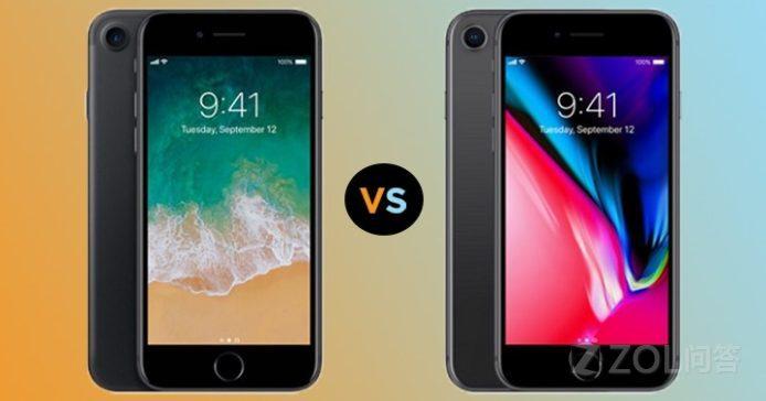 iPhone7和8谁更受欢迎?
