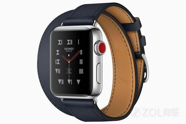 Apple watch真的能插电话卡了?