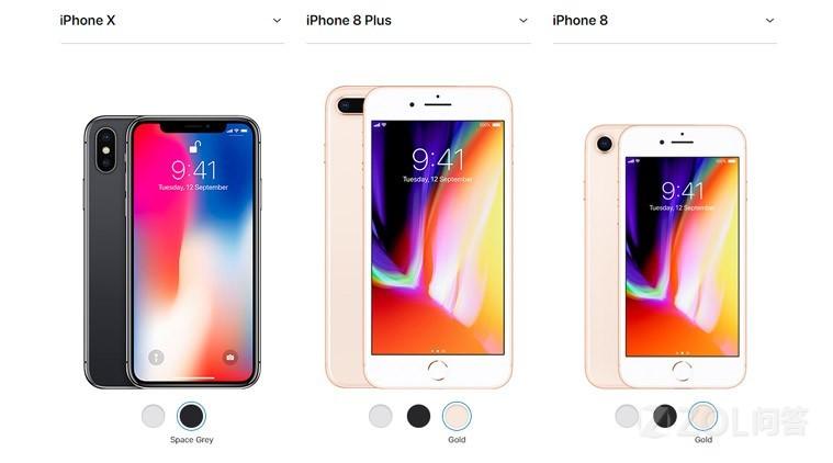 iPhoneX和三星NOTE8该怎么选择?
